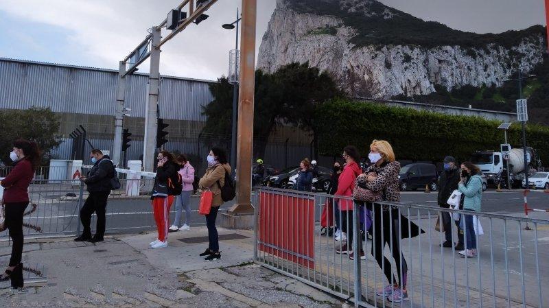 Brexit: les relations entre Gibraltar et l'Espagne sont toujours incertaines