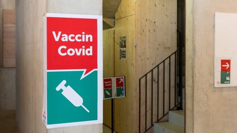 Covid: Neuchâtel accélère la vaccination