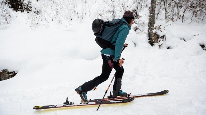 En randonnée, les skieurs meurent moins souvent