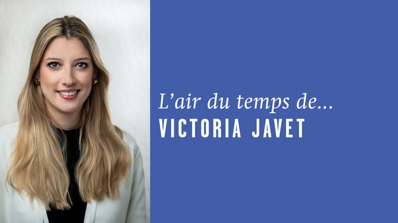 «Un hiver sans Casse-Noisette», l'air du temps de Victoria Javet