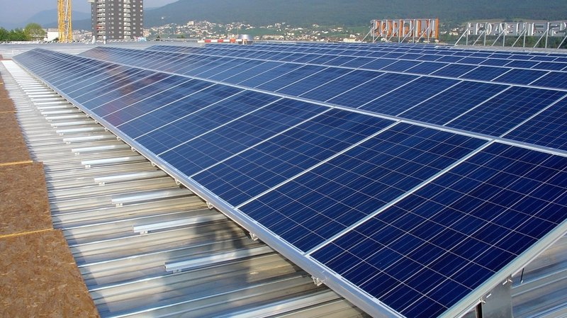 Solaire: le Groupe E franchit la barre des 10000 installations posées