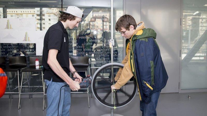 La nouvelle tendance des «green jobs» chez les apprentis romands