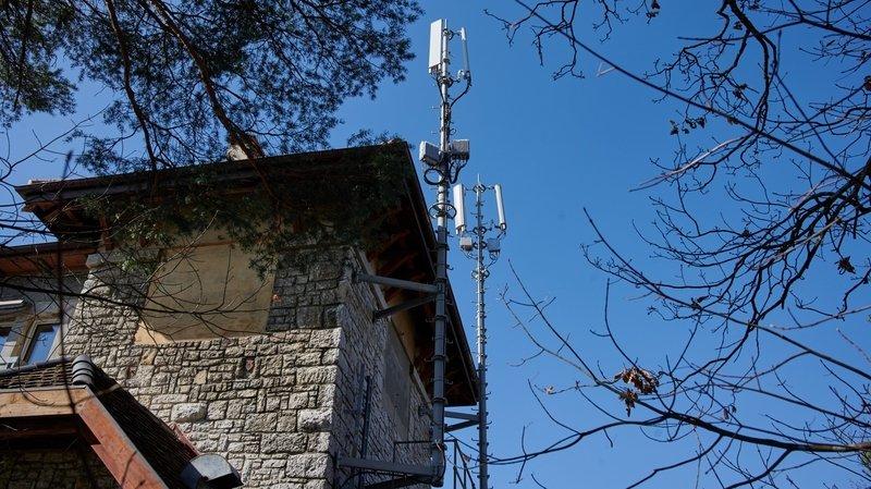 Neuchâtel: 200 habitants contestent la mise en place d'antennes 5G