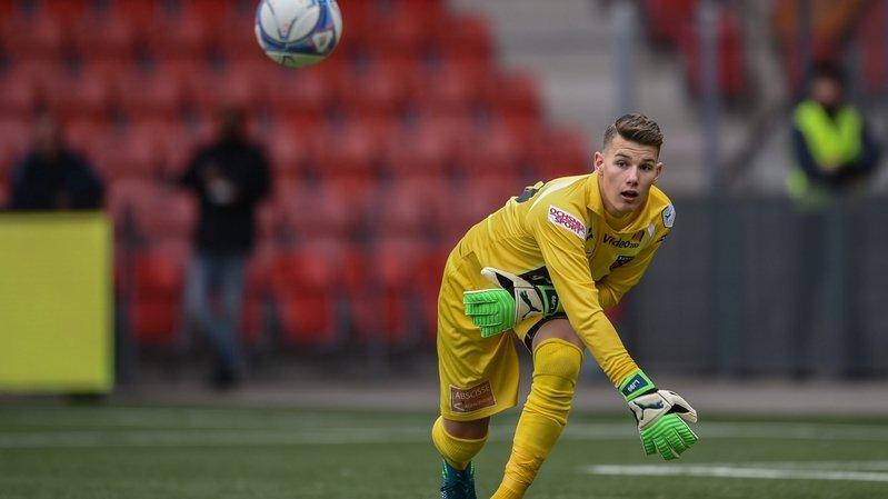 Loïc Jacot de retour au FC Lucerne