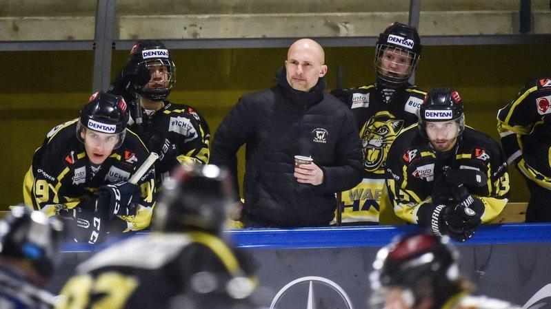 Sandy Jeannin s'occupera de la relève de Fribourg-Gottéron