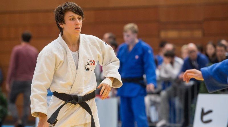 Judo: Evelyne Tschopp blessée aux côtes