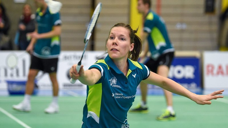 Sabrina Jaquet éliminée au premier tour de l'open de Thaïlande