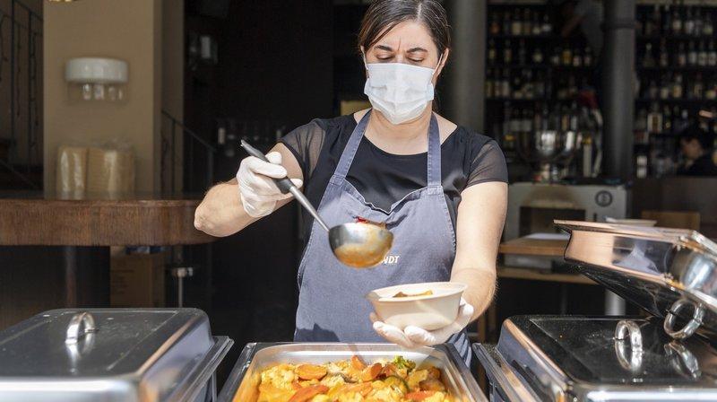 Restos et plats à emporter: comment les trouver?