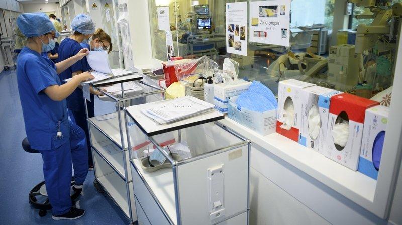 Le Covid-19 pèse lourd sur les finances du Réseau hospitalier neuchâtelois