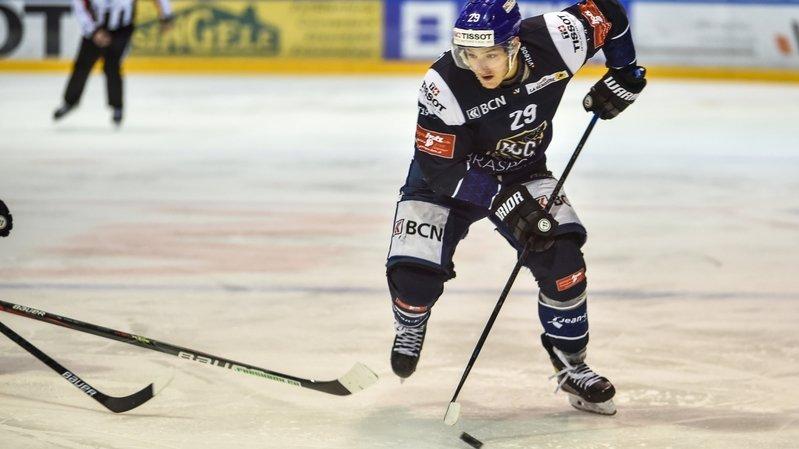 Hockey sur glace: le HCC joue à se faire peur à Winterthour
