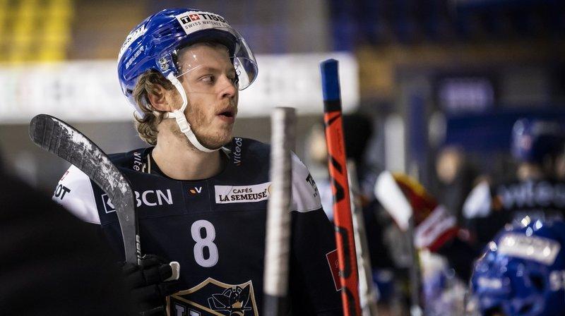 Le HCC et Mathias Trettenes respirent mieux après l'infection du Norvégien au Covid-19
