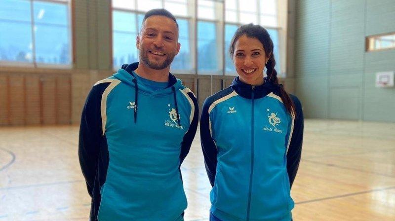 Nouvelle passeuse et nouveau entraîneur-assistant à Valtra