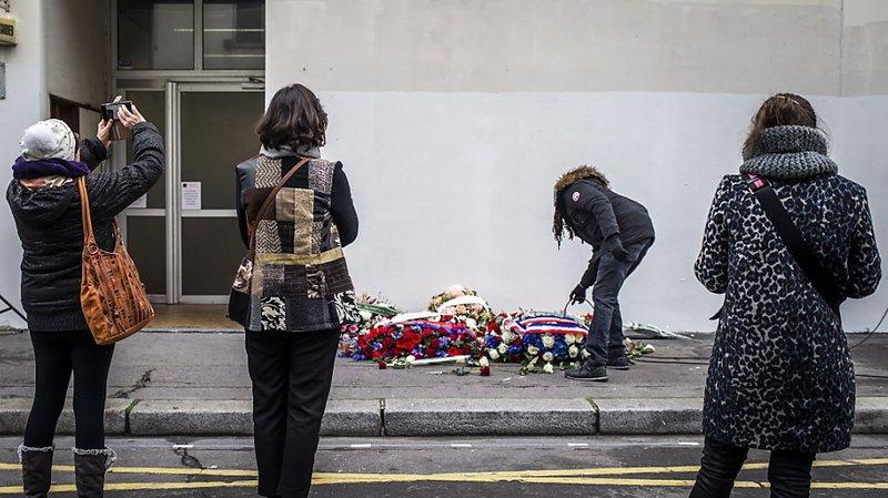 Terrorisme: quatre inculpations suite à l'attaque devant les ex-locaux de Charlie Hebdo