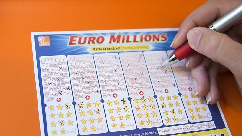 Un multimillionnaire à l'Euro Millions