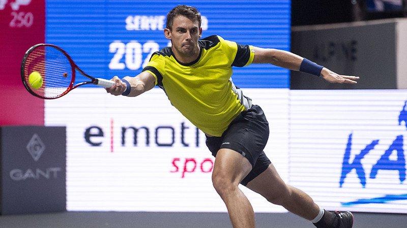 Tennis: Henri Laaksonen se qualifie pour le tableau principal de l'Open d'Australie
