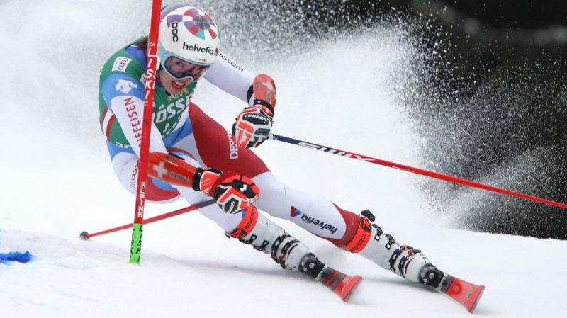 Ski alpin – Géant de Semmering: Michelle Gisin 3e de la première manche