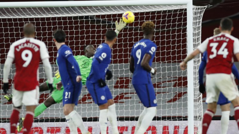 Football: Xhaka revient et Arsenal renoue avec le succès
