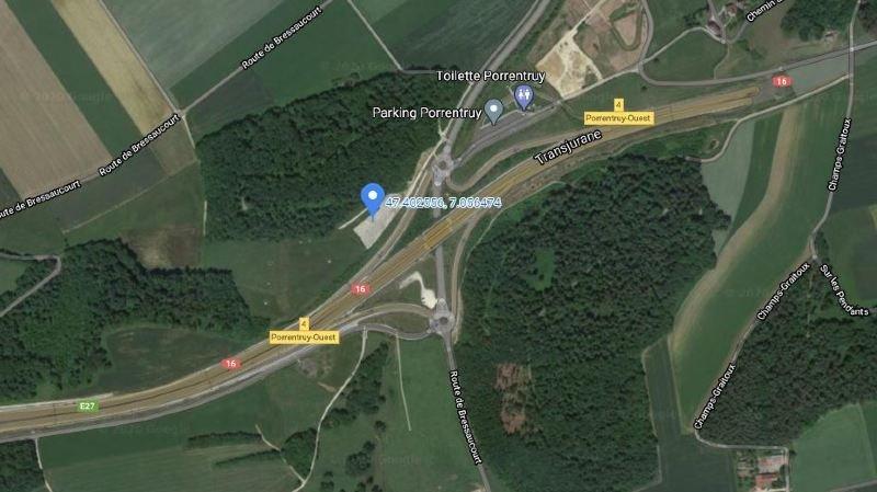 Jura: consultation pour l'aire des gens du voyage près de Porrentruy