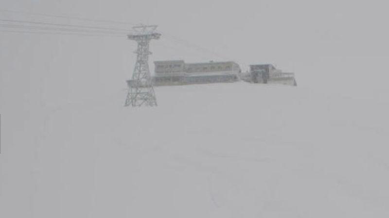 Une coulée de neige fait un mort à Emmetten (NW)