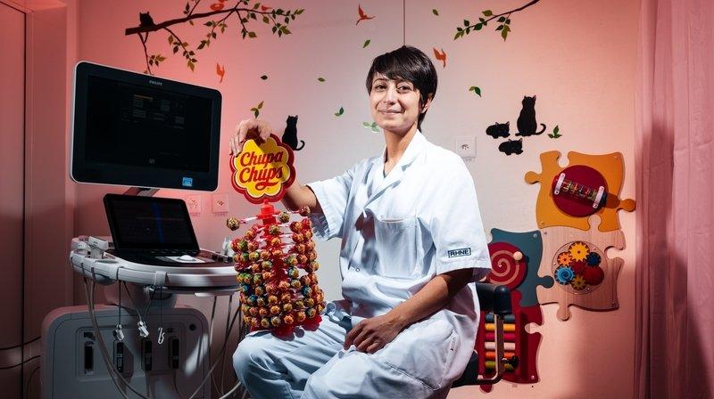 L'imagerie médicale s'est adaptée aux enfants