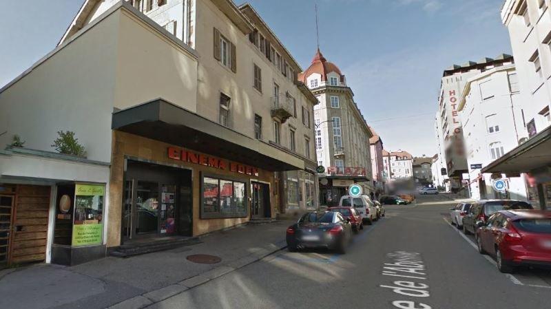 Le cinéma Eden ne rouvrira pas à La Chaux-de-Fonds