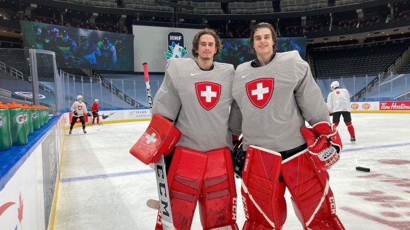 Deux gardiens neuchâtelois pour porter les jeunes Suisses vers l'exploit mondial
