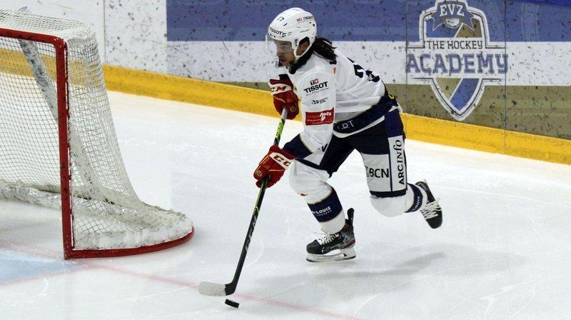 Hockey sur glace: le HCC battu 3-1 par Zoug Academy