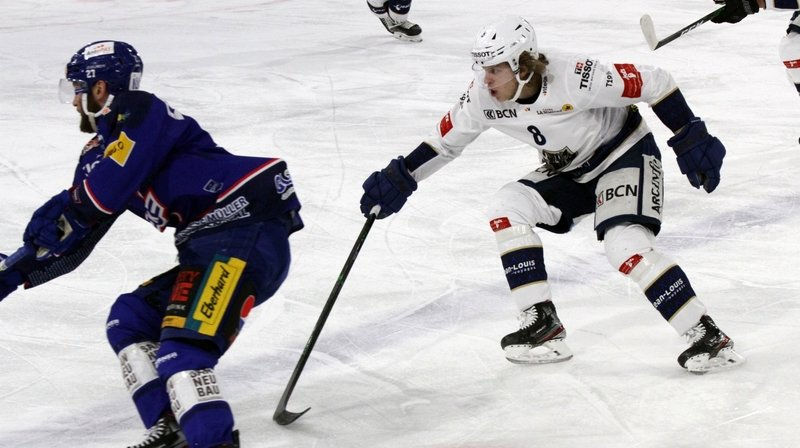Hockey sur glace: le plan du HCC face à Kloten était presque parfait