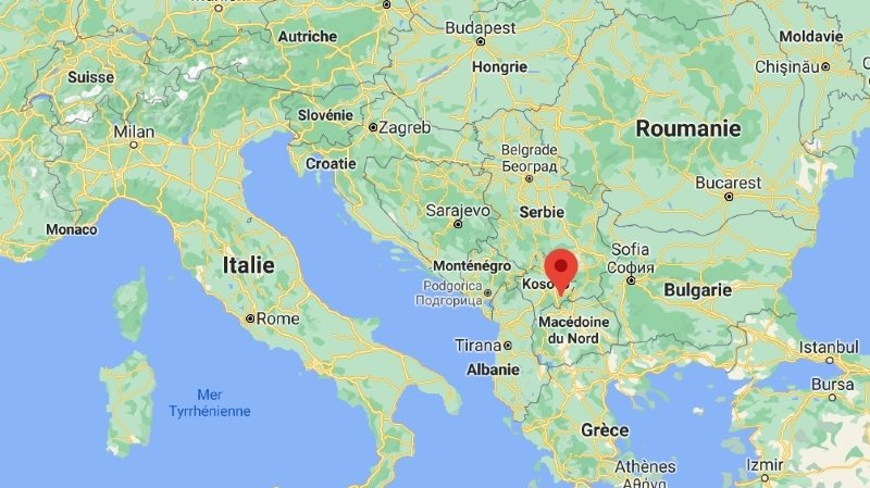 Le quadruple meurte s'est produit dans le village de Pozhoran dans la municipalité de Viti au Kosovo.