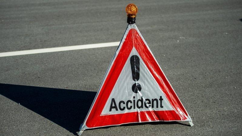 Une blessée dans une collision à Coffrane