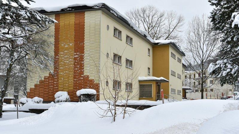 La Chaux-de-Fonds: projet de cinquante-quatre logements avec encadrement à la rue du Châtelot