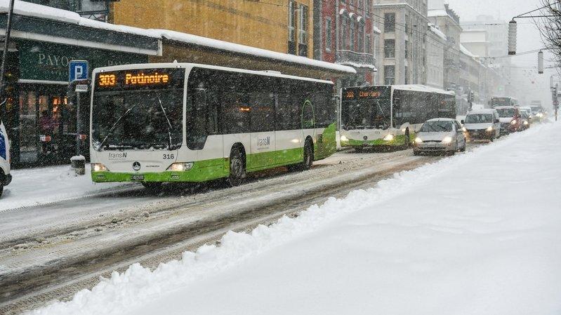 La Chaux-de-Fonds: un hiver pas si exceptionnel que ça