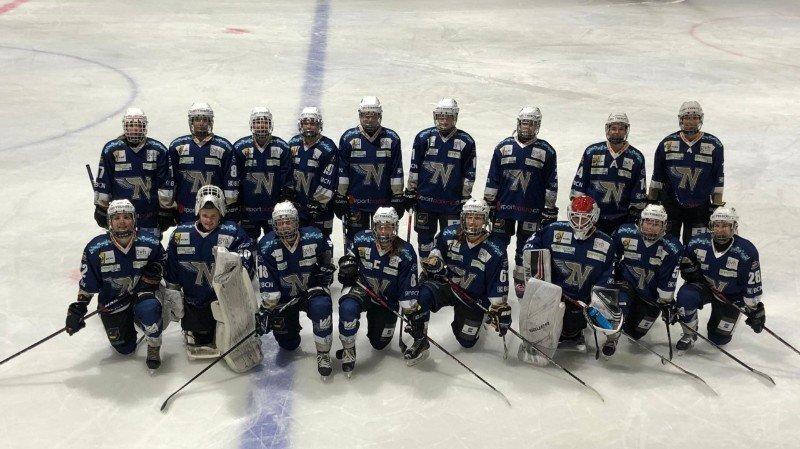 Bonne reprise pour la Neuchâtel Hockey Academy