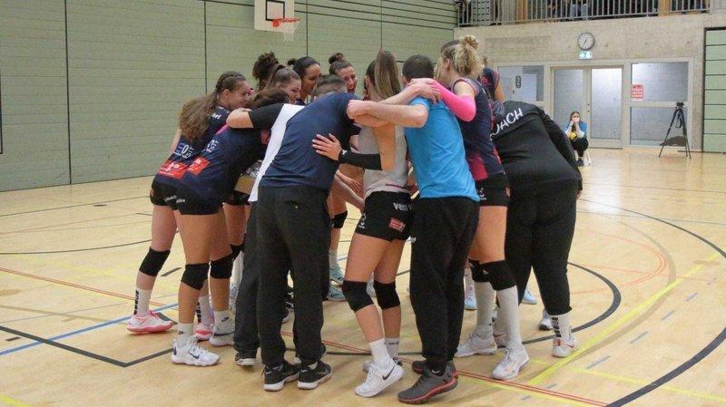 Volley: Valtra se sent pousser des ailes avant sa revanche face à Toggenburg