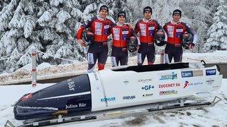 Trois top-10 pour Yann Moulinier à Altenberg