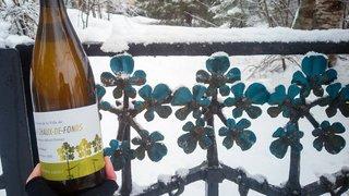 Non-filtré: une nouvelle étiquette fleurie pour les vins de La Chaux-de-Fonds
