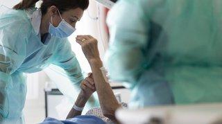 Séquelles à long terme pour les patients Covid