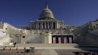 Etats-Unis: un homme lourdement armé arrêté près du Capitole