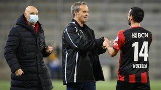Football: Xamax termine 2020 avec une victoire et le sourire face à Winterthour