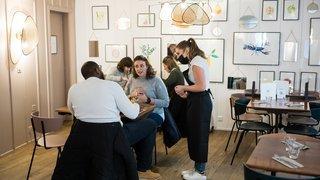 Covid-19: les restaurants neuchâtelois restent ouverts