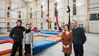 Une école de cirque va naître à Colombier