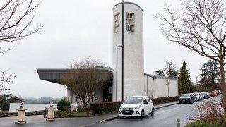 Serrières: l'église Saint-Marc se pare de cloches
