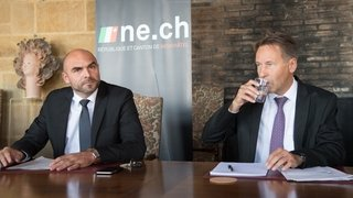 Neuchâtel: le PLR lance quatre candidats dans la course au Conseil d'Etat