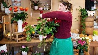 Commerce local: la fleuriste de Travers ferme boutique