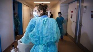 Covid-19: dans le canton de Neuchâtel, les visites en hôpital demeurent très encadrées