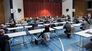 Cortaillod: les candidats se bousculent pour l'élection complémentaire