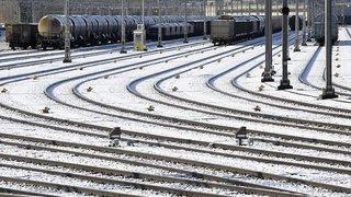 CFF: la neige et le froid provoquent encore des annulations et allongent des trajets en Suisse