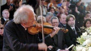 Musique: le violoniste virtuose Ivry Gitlis s'est éteint à 98 ans