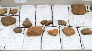Des vestiges vieux de 3500 ans ressurgissent à Hauterive