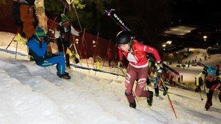 Marianne Fatton gagne d'emblée en sprint en Italie
